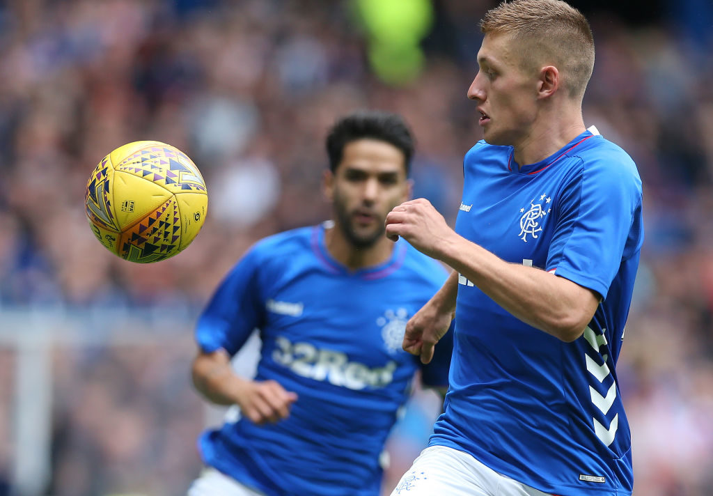 Exit was a 'no brainer' for McCrorie after controversial switch
