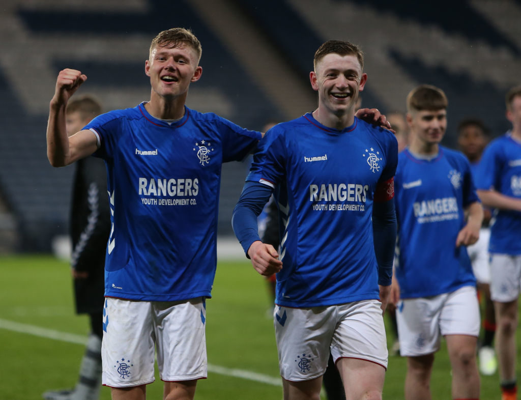 Rangers loanee finally makes debut for Premiership club six months after Ibrox exit   Rangers News