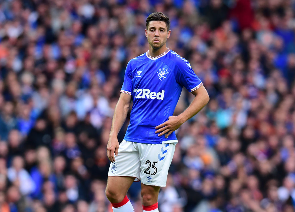 Why did Rangers hand Matt Polster a two-and-a-half-year deal ...