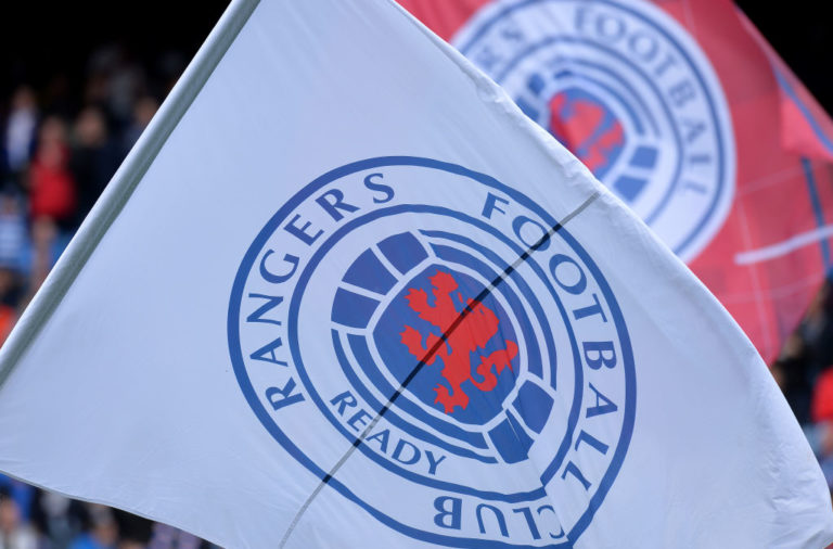 Rangers snub cinch branding and SPFL chiefs for Ibrox Flag Day