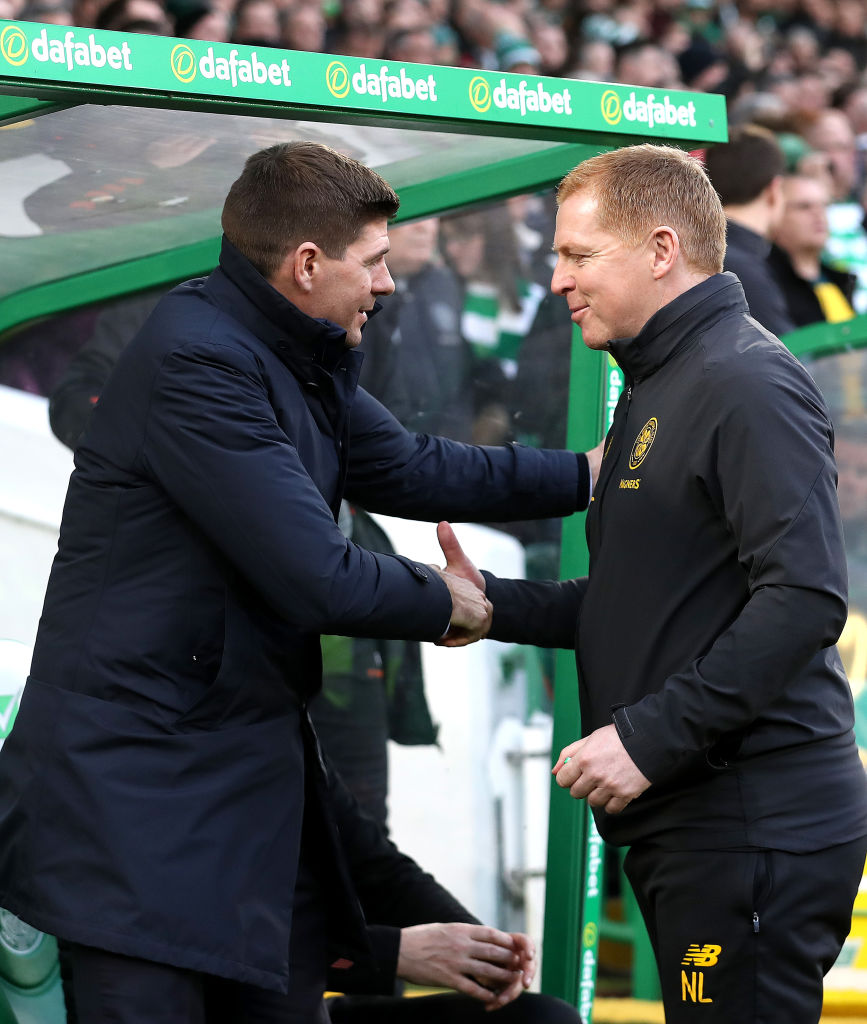 Rangers and Celtic have unsurprisingly taken different stances since the suspension of fixtures.