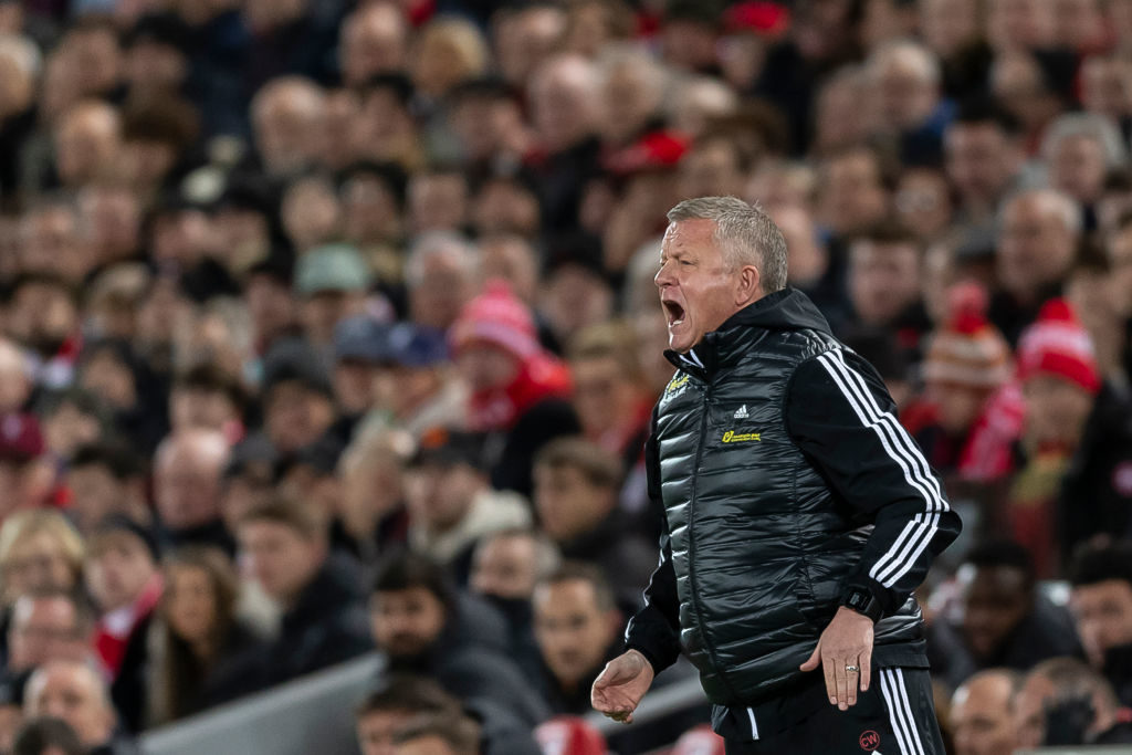 Sheffield United boss on transfer aims amid reported ...
