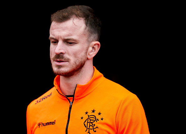 Andy Halliday will soon leave Rangers after five years with his boyhood club.