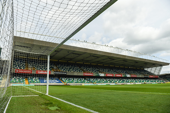 Linfield v Glasgow Celtic - UEFA Champions League Second Qualifying Round First Leg