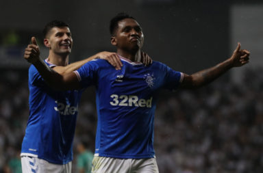 Rangers FC v Legia Warsaw - UEFA Europa League Play Off: Second Leg