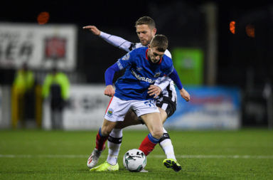 Dundalk v Linfield - Unite the Union Champions Cup Second Leg