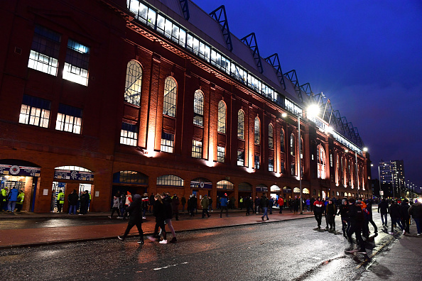 Rangers fans respond to big Ibrox announcement amid Celtic fan claims   Rangers News