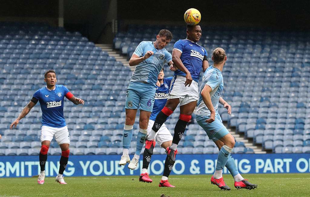 Rangers v Coventry