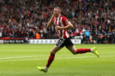 Sheffield United v Crystal Palace - Premier League