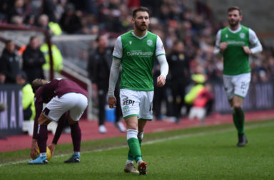 Hearts v Hibernian - Ladbrokes Scottish Premiership