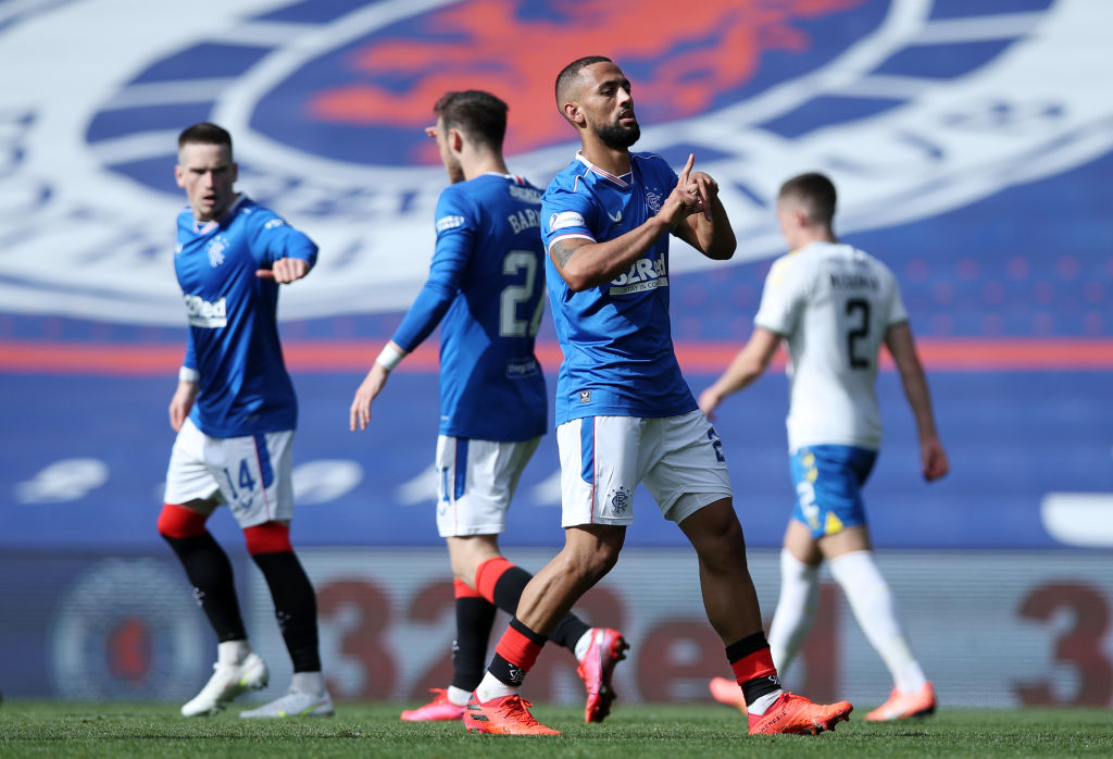 Rangers beat Hamilton to equal clean-sheet record