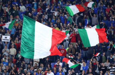 Italy v Greece  - UEFA European Qualifiers Euro 2020