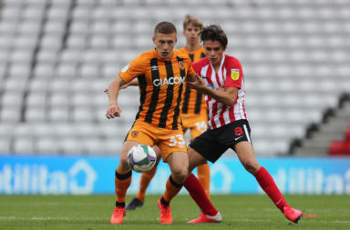 Sunderland v Hull City - Carabao Cup First Round