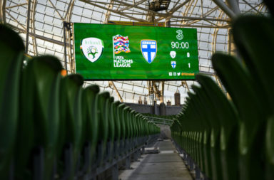 Republic of Ireland v Finland - UEFA Nations League B