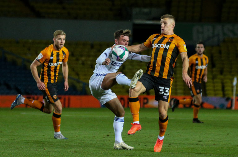 Rangers Leeds United v Hull City - EFL Trophy