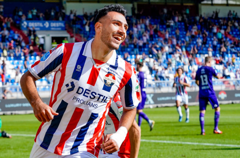 Rangers face tough task keeping on fire Vangelis Pavlidis quiet vs Willem  II | Rangers News
