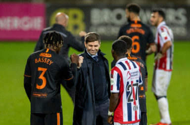 Willem II v Rangers: UEFA Europa League Third Qualifying Round