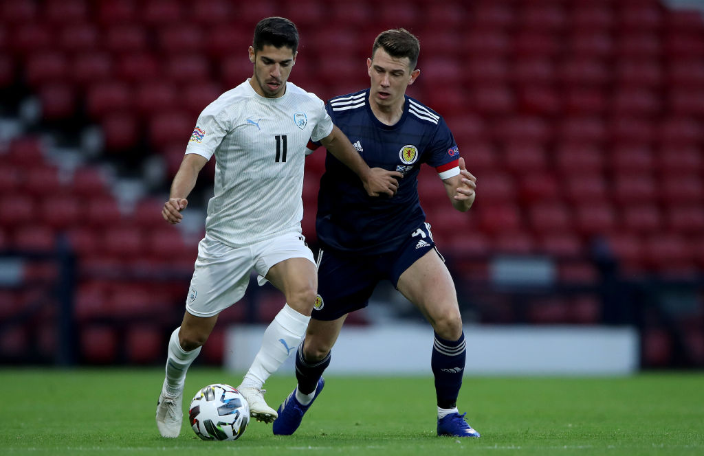 Only two capped players in Czech Republic squad v Scotland