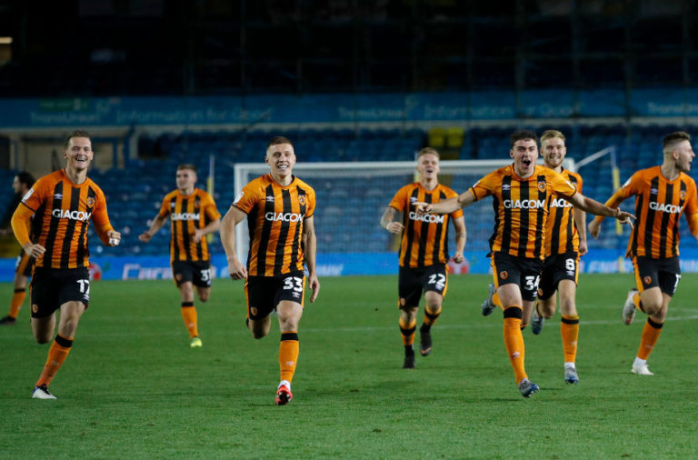 Leeds United v Hull City - Carabao Cup Second Round
