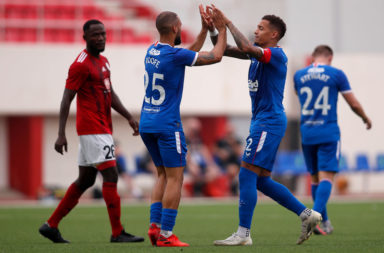 Lincoln Red Imps v Rangers: UEFA Europa League Second Qualifying Round