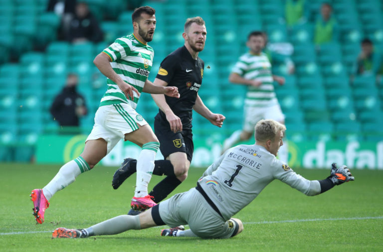 Rangers Celtic v Livingston - Ladbrokes Scottish Premiership