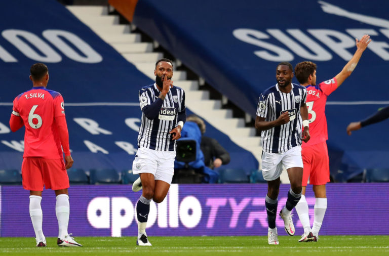 West Bromwich Albion v Chelsea - Premier League