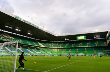 Rangers Celtic v Ferencvaros - UEFA Champions League: Second Qualifying Round
