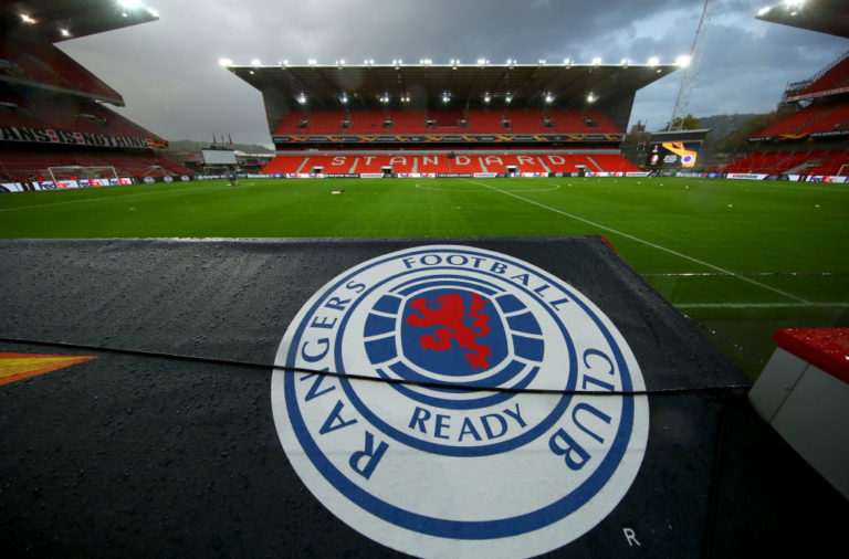 Standard Liege v Rangers: Group D - UEFA Europa League