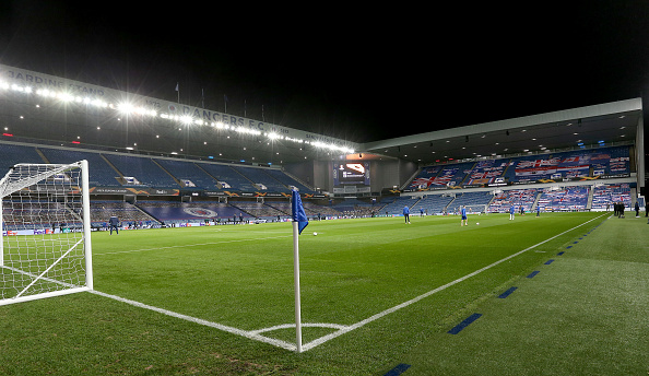 Rangers v Lech Poznan: Group D - UEFA Europa League