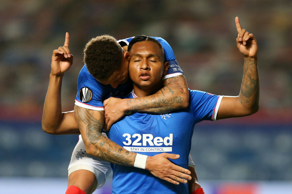 How Rangers can win Europa League Group D tonight with a game to spare