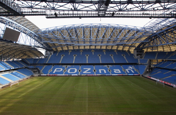 EURO 2012 Venues & Cities - Poznan