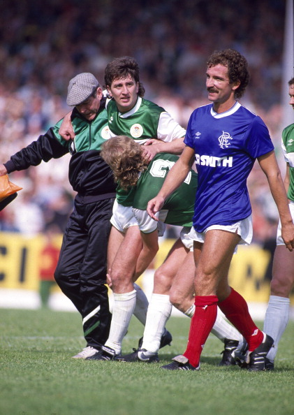 Souness Red Card 1986