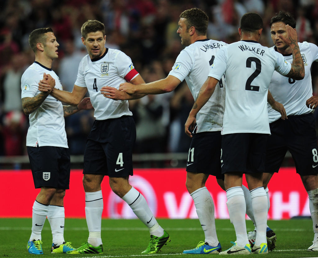 England v Moldova - FIFA 2014 World Cup Qualifier