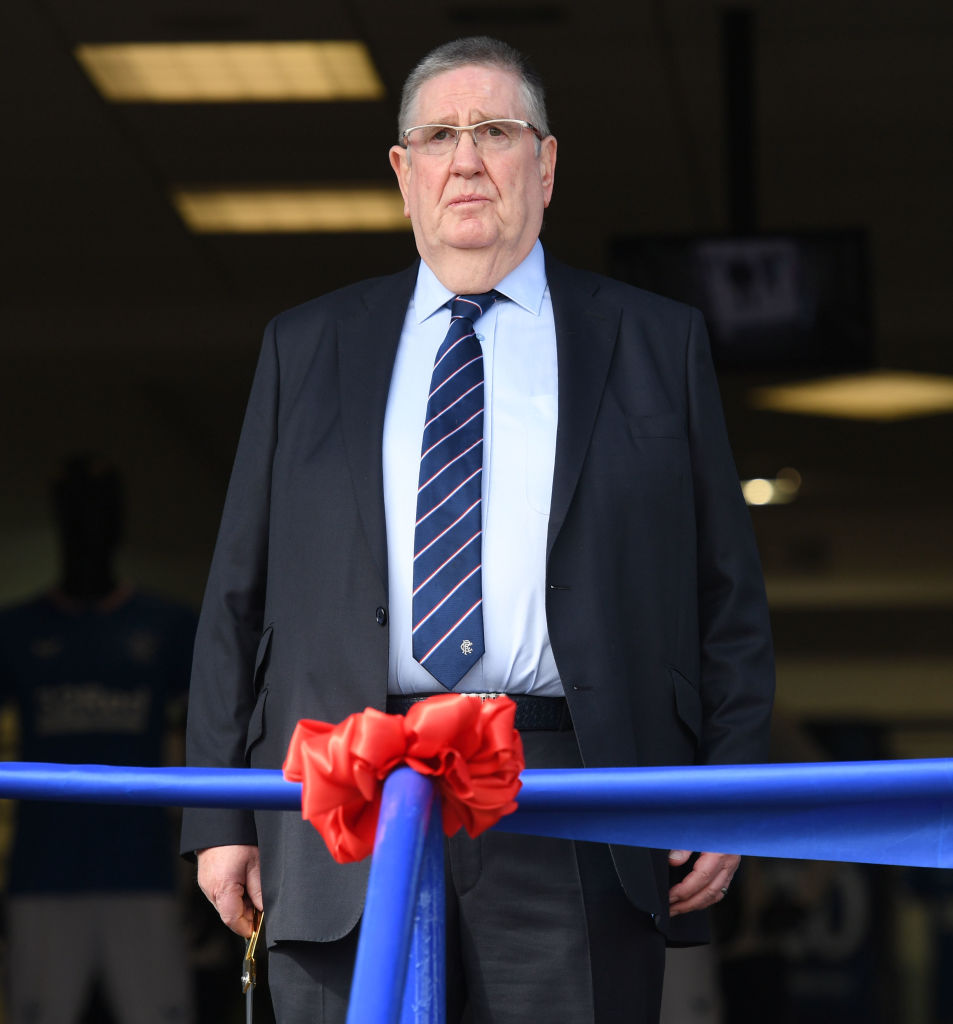 Rangers Officially Re-open their megastore