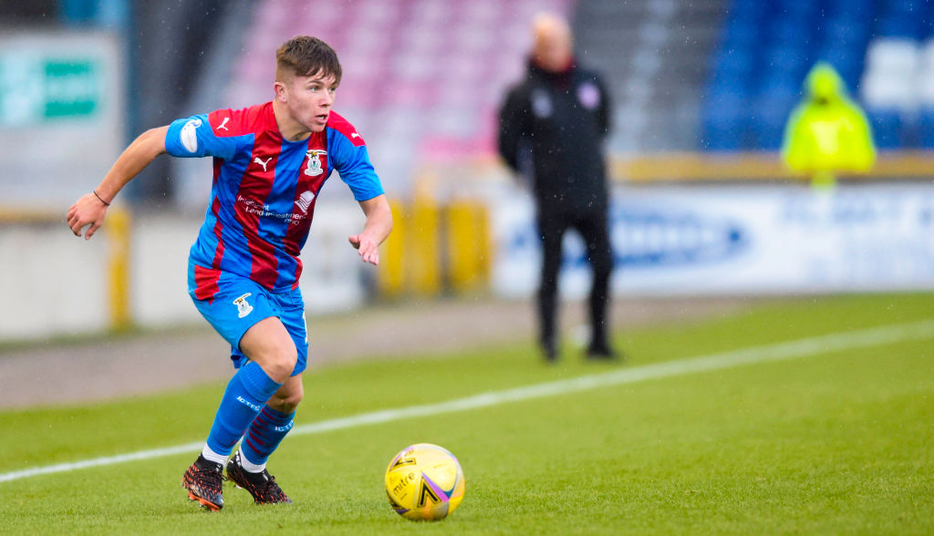 Rangers Inverness Caledonian Thistle v Arbroath - Scottish Championship