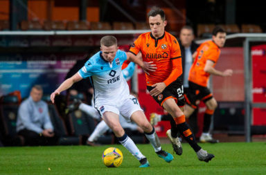 Rangers Dundee United v Ross County - Ladbrokes Scottish Premiership