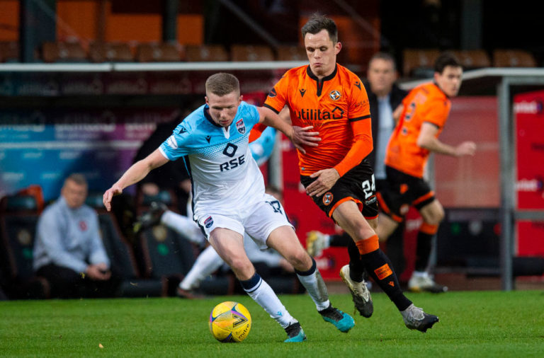 Dundee United v Ross County - Ladbrokes Scottish Premiership