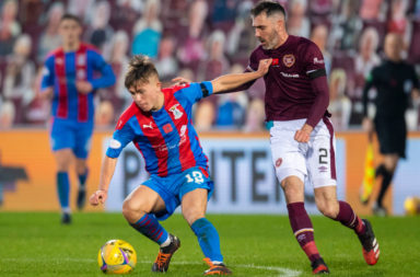 Heart of Midlothian v Inverness Caledonian Thistle - Scottish Championship