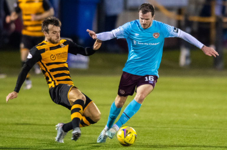 Alloa Athletic v Heart of Midlothian