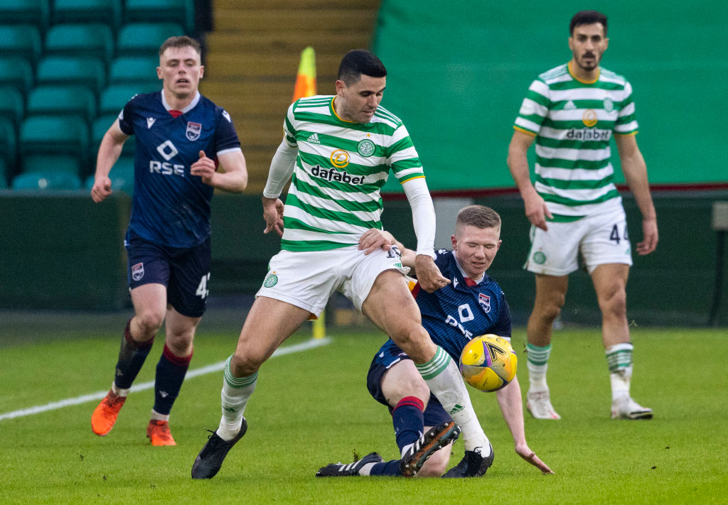 Rangers Celtic v Ross County - Betfred Cup