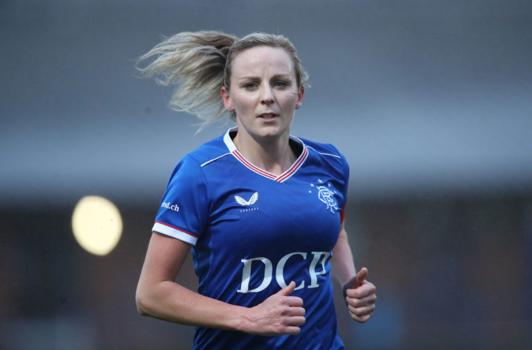 Rangers v Celtic - Scottish Building Society Women's Premier League