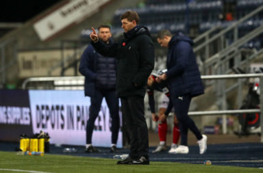 Falkirk v Rangers - Betfred Cup