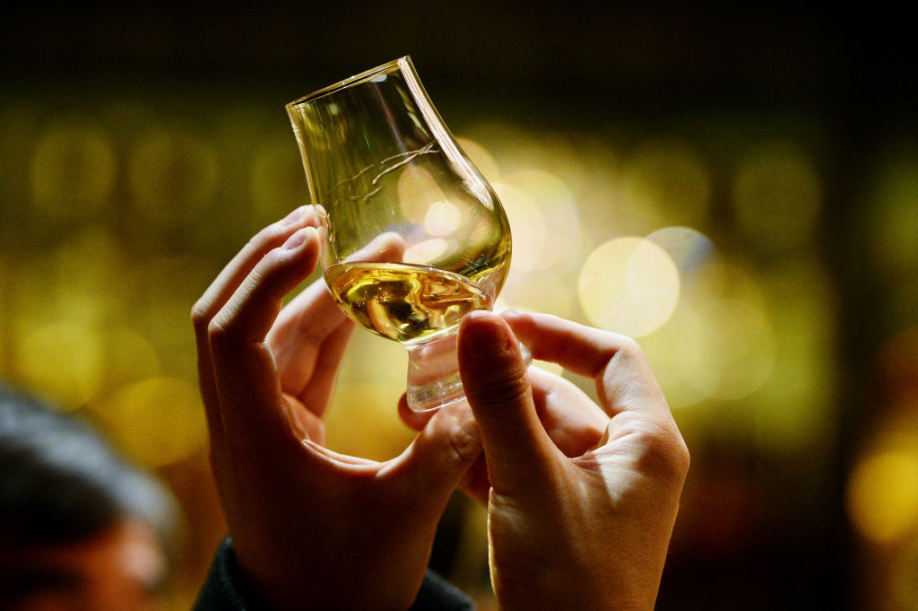 George Osborne Freezes Duty On Scotch Whisky In The Budget
