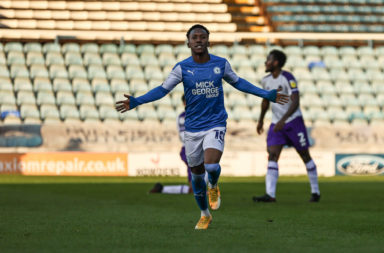 Rangers Peterborough United v Shrewsbury Town - Sky Bet League One
