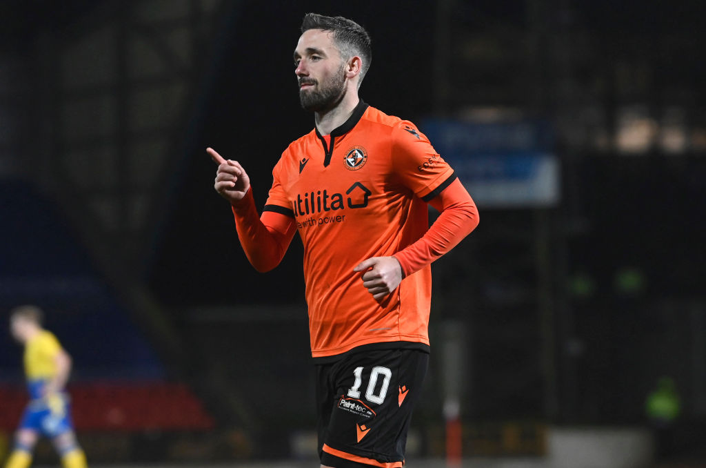 Rangers St Johnstone v Dundee United - Betfred Cup