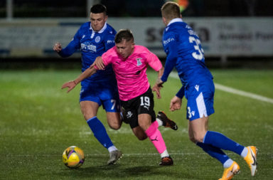 Queen of the South v Inverness Caledonian Thistle - Scottish Championship