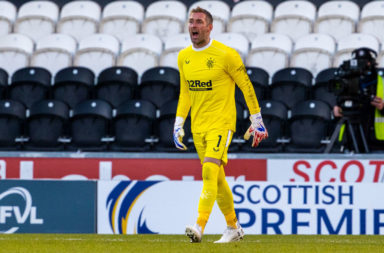 St. Mirren v Rangers - Ladbrokes Scottish Premiership