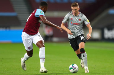 Rangers West Ham United v Charlton Athletic - Carabao Cup Second Round