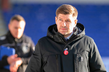 Ross County v Rangers - Ladbrokes Scottish Premiership