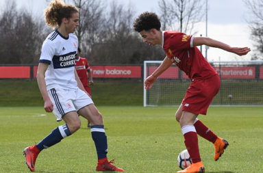 Liverpool v Middlesbrough - U18 Premier League